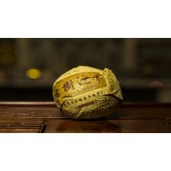 Гу Шу    Юннань, Юндэ. Апрель 2012г. Чайная фабрика «Yong De Yong Fa». Вес 100гр.