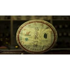 Пуэр (шу) « Первый из Лин Цан » блин 357 грамм