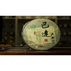 Пуэр (шу) « Бада Да Шу » блин 357 грамм