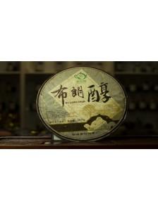 Пуэр (шу) « Бу Лань Чун » блин 357 грамм