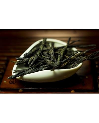 Чай зеленый Китай «Кудин» ( Горькая слеза) цена за 100 г.
